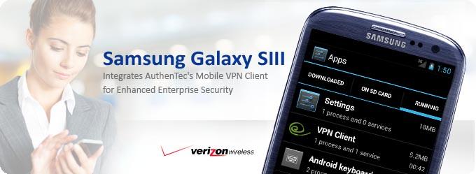 Samsung Authentec VPN