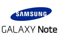 samsung galaxy note logo