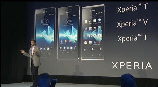 xperia phones IFA