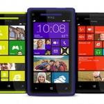HTC 8X and 8S Windows 8 Smartphones