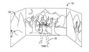 Microsoft Immersive Display Patent