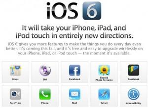 iOS 6 main
