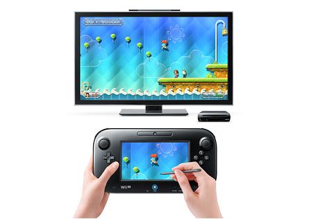 Nintendo WII U GamePad Stylus