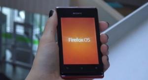 FireFox OS for Sony Xperia E