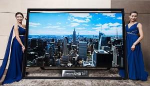Samsung 110 inch UHD TV